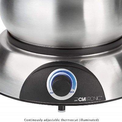 Set fonduta Clatronic FD 3516 temperatura IMG 6