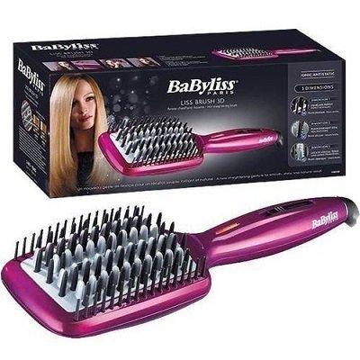 Spazzola-Lisciante-Babyliss-HSB100E-Liss-Brush-E IMG 1