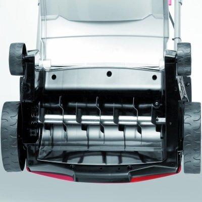 tagliaerba elettrico AL-KO 112800 Comfort 38E con doppio rullo