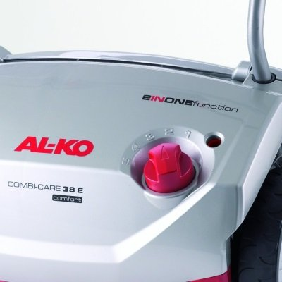 tagliaerba elettrico AL-KO 112800 Comfort 38E regolazione altezza IMG 4