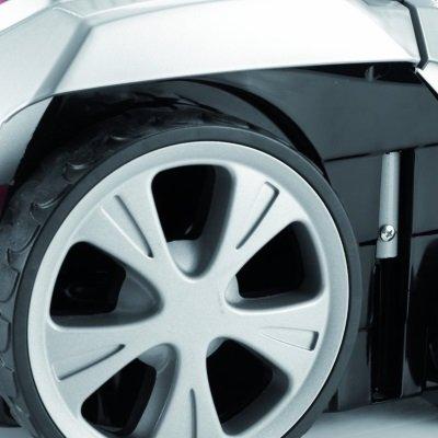 tagliaerba elettrico AL-KO 112800 Comfort 38E ruote dettaglio IMG 5