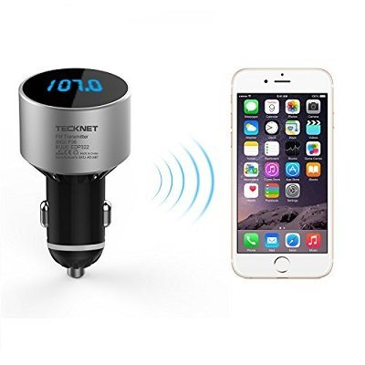 Trasmettitore-auto-FM-Radio-Bluetooth-TeckNet®-Migliorprezzo-B IMG 5