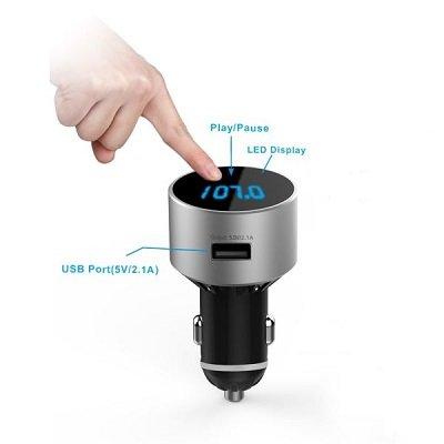 Trasmettitore-auto-FM-Radio-Bluetooth-TeckNet®-Migliorprezzo-D IMG 3