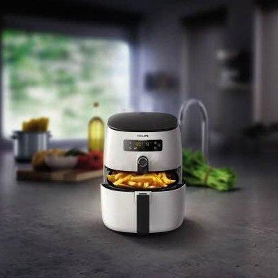 friggitrice ad aria calda Philips HD964000 friggitrice senza olio