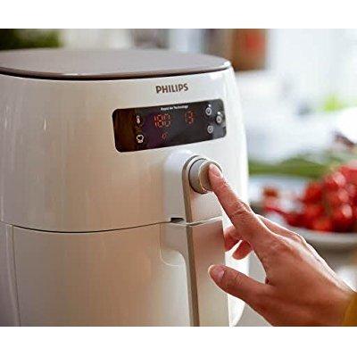 friggitrice ad aria calda Philips HD964000 impostazioni