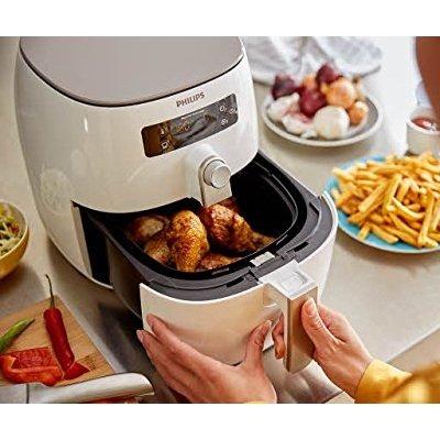 friggitrice ad aria calda Philips HD964000 cottura