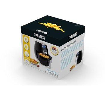 friggitrice ad aria calda Princess Digital XL 182020 IMG 5