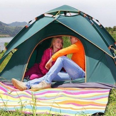 tenda da campeggio Toogh da viaggio adatta per 2-3 persone