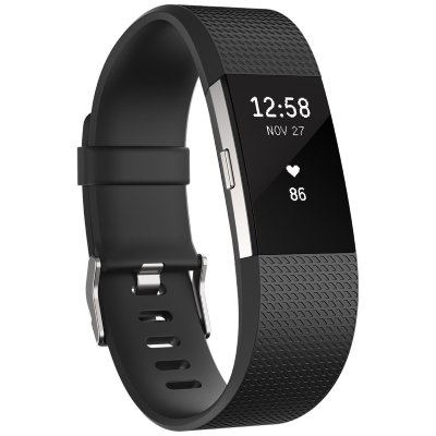 Recensione Fit watch Fitbit Charge 2
