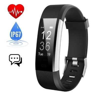 Fitwatch Fitness Tracker orologio Fitness Activity iPosible