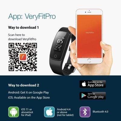 Fitwatch Mpow Bracciale Sport Fitness Tracker IP67 5 IMG 5