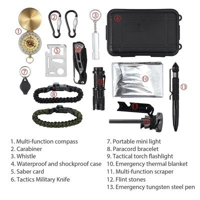 Kit Sopravvivenza Professionale Kamtop TL273 5 IMG 5