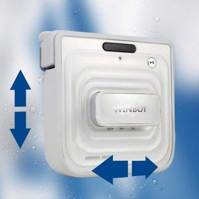 Lavavetri Imetec Ecovacs Winbot W710 4 IMG 4