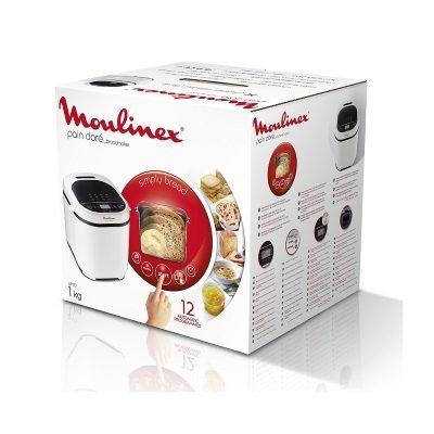 macchina per il pane moulinex Pain Doré OW210130 confezione