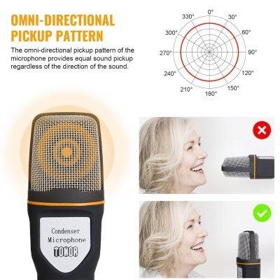 Microfono Tonor USB Audio 2 IMG 2