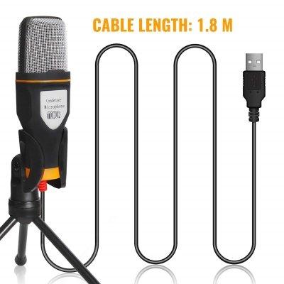 Microfono Tonor USB Audio 4 IMG 4