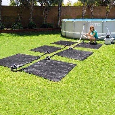 Pannello solare per riscaldamento piscina Intex 28685 5 IMG 5