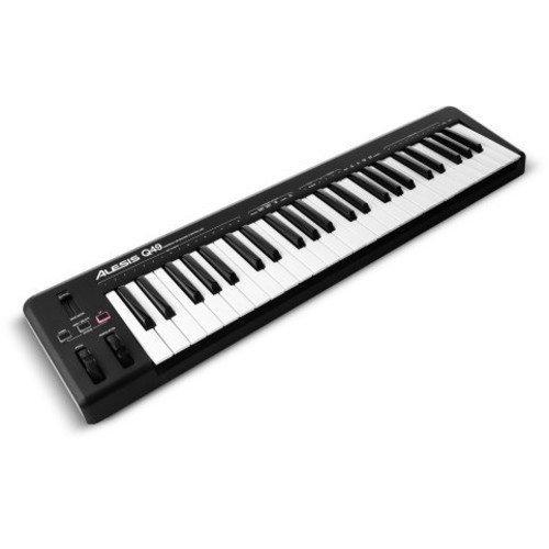 Tastiera Controller USB MIDI Alesis Q49 IMG 5