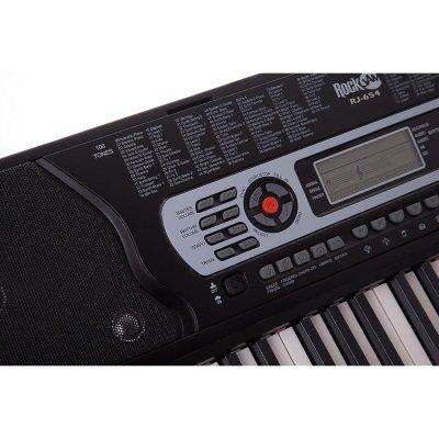 Tastiera da Pianoforte Digitale Portatile Rockjam Rj-654 3 IMG 3