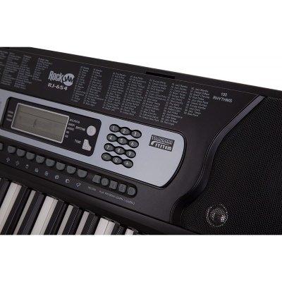 Tastiera da Pianoforte Digitale Portatile Rockjam Rj-654 4 IMG 4