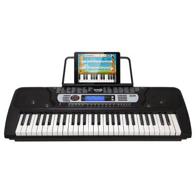 Tastiera elettronica Rockjam Rj-654