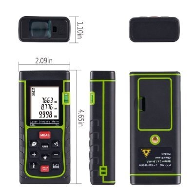 Telemetro distanziometro laser GRDE 4 IMG 4