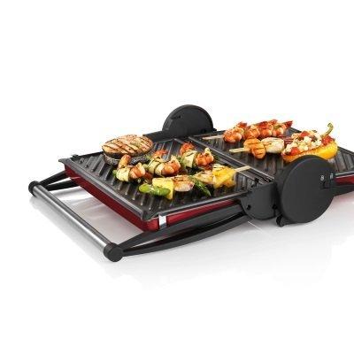 bistecchiera Bosch TFB4402V carne e verdure alla piastra IMG 2