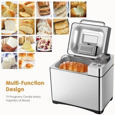 macchina per il pane aicok MBF-013 19 programmi automatici IMG 2