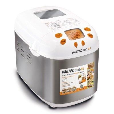 macchina per il pane imetec zero-glu 7815