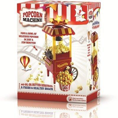 macchina per popcorn Gadgy GG0100 confezione