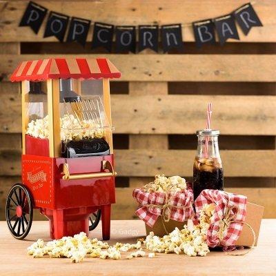 macchina per popcorn Gadgy GG0100 recensione migliorprezzo