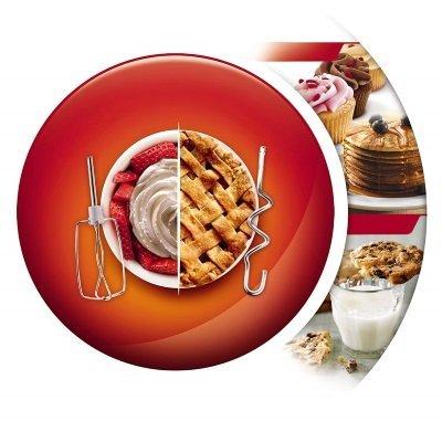sbattitore elettrico Moulinex HM4101 Prep Line accessori per ogni ricetta