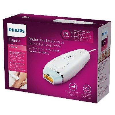 epilatore a luce pulsata philips lumea essential confezione IMG 5