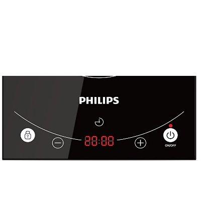 fornello a induzione Philips HD493340 dettaglio impostazioni IMG 3