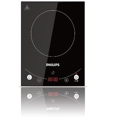 fornello a induzione Philips HD493340 dettaglio