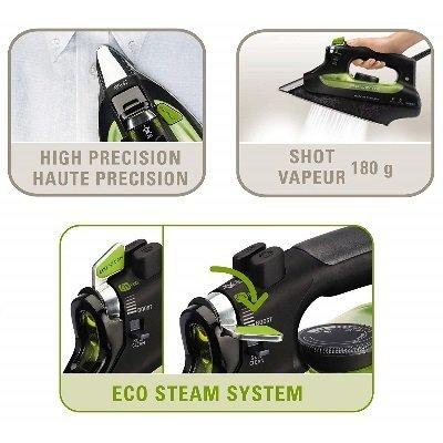 Ferro da stiro senza caldaia Rowenta DW6010 Eco Intelligence descrizione IMG 3