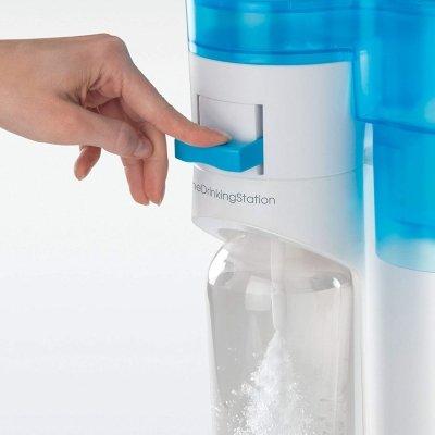 Macchina dell'Acqua Depuratore e Gasatore Imetec Acqua WS100 3 IMG 2