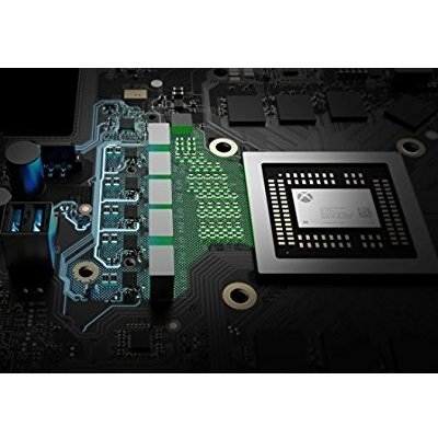 Console Xbox One X microcip2 IMG 6
