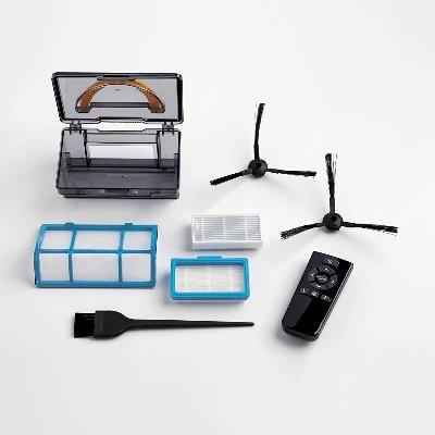 Robot aspirapolvere ARIETE 2718 Xclean accessori IMG 4