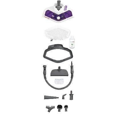 scopa a vapore polti vaporetto SV440-Double accessori