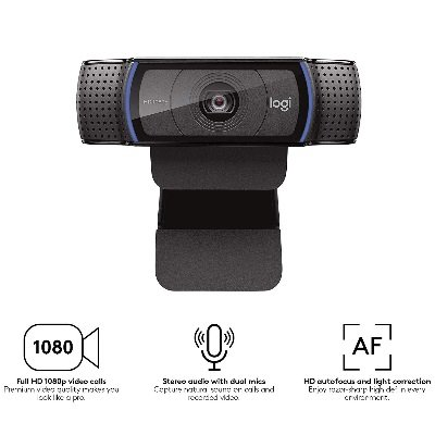 Webcam-Logitech-C920 IMG 2