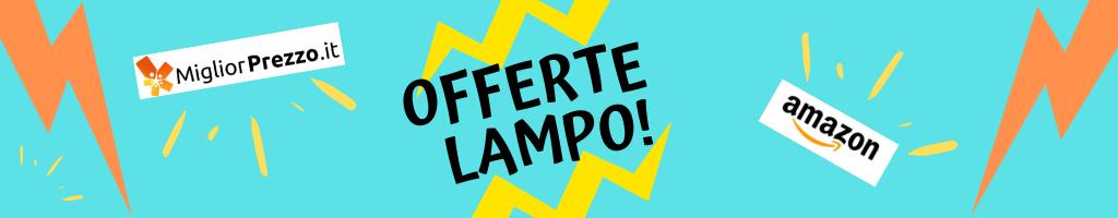 offerte lampo amazon black friday