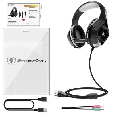 Beexcellent GM-1, Cuffie Gaming accessori IMG 2