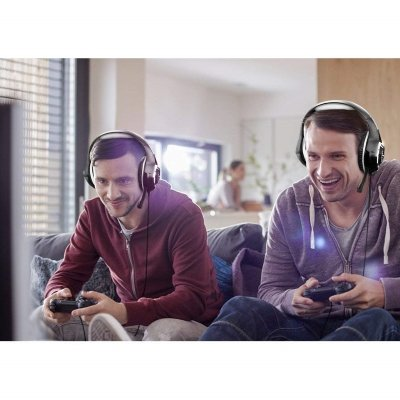 Beexcellent GM-1, Cuffie Gaming gioco ps4 xbox