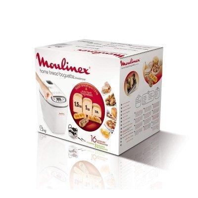 Macchina del Pane Moulinex OW6101 scatola IMG 2