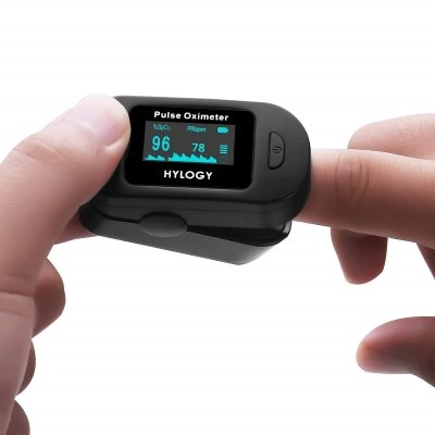 Saturimetro pulsossimetro da dito Hylogy utilizzo IMG 4