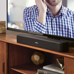 Soundbar Bose Solo 5 TV sound