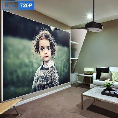 Videoproiettore Artlii Led Lcd Full HD portatile risoluzione IMG 6