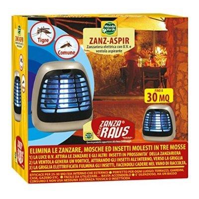 Zanzariera elettrica Mondo Verde ZAN 04 scatola IMG 2