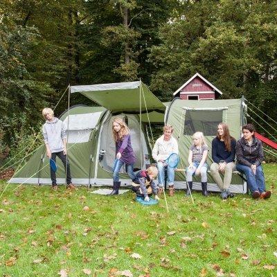 Tenda Campeggio Skandika Gotland 6 esterno IMG 3